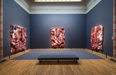 Anish Kapoor and Rembrandt at the Rijksmuseum