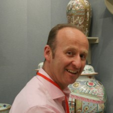 Alastair Gibson - Antiques dealer in London, United Kingdom