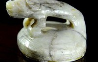 China's earliest imperial jade seal found in Shaanxi province